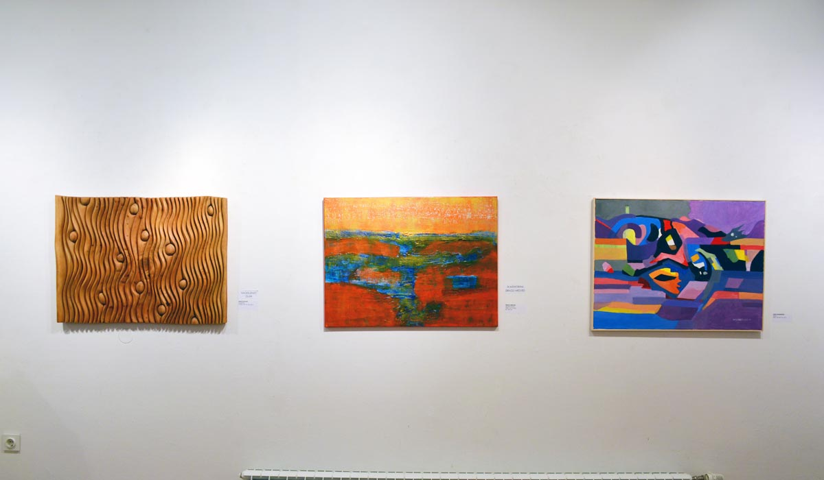 'Exhibition of DLUM Members' at Gallery DLUM